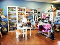 Nesting Tree is a second chance boutique for Babies,