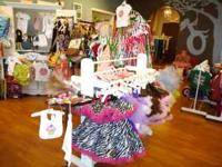 Nesting Tree is a second chance boutique for babies and