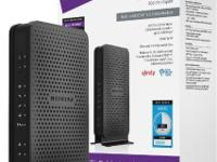 Netgear N300 DOCSIS 3.0 Cable Modem and Router. Brand