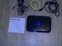 This is a Netgear N600 Wireless Dual Band Router Model