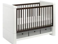 Crib is used but in excellent Condition. Beautiful ,