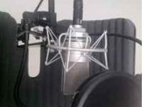 I have a beautiful mic that sounds amazing on