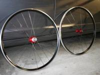 Neuvation R28SLW wheelset, these are the new 22mm wide