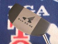 "For sale is a Never Compromise Sub 30 A2 33"" putter"