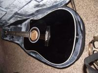 I have one acoustic electric guitar left that has never