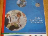 For sale is my BLS (Basic Life Support) book, used for