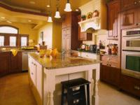 Cherry, Hickory, Maple & Oak semi custom cabinets &