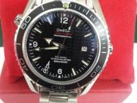 This new 007 James Bond Omega Seamaster is fully
