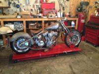 I am aiming to trade my brand-new bobber/chopper