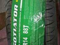 brand new 14 inch negotiator hp touring tires