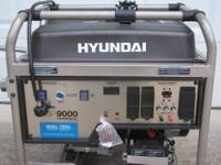 Model HCP9000 15HP Commercial series Dual-fuel, gas or