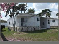 New (2011), 2 BR, 2 Bath Double-wide Mobile Home - Was
