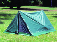 New 2 Person Trail Tent Two Man Hunting Emergency