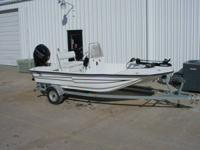 Specs. Category: FIBERGLASS BAY BOATS. Year: 2009.