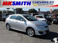 2009 Toyota Matrix Stock# 56314 V.I.N.