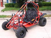 New 200cc Spider Style Go Kart For Sale 4 stroke