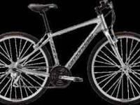 New 2011 Men's Size Large Quick 5 Road/Recreation Bike