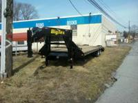 New 2012 Big Tex 22GN Gooseneck Trailer 25' + 5' 22,500