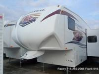 CHAPARRAL LITE Fifth Wheels The Chaparral Lite Fifth