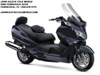 NEW 2012 SUZUKI BURGMAN 650 EXECUTIVE SALE ! **********