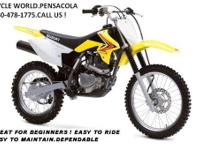 NEW 2012 Suzuki DRZ 125 and Drz 125 L Inspired by