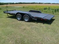 BRAND NEW 2012 TRAILER - 7,000 lbs.G.V.W. 18 FOOT