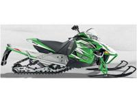 Brand New 2013 Arctic Cat ProCross F1100 Turbo Sno Pro