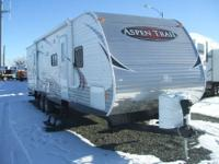 New 2013 Aspen Trail 3010BHDS double slide out bunk bed