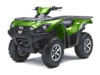 NEW 2013 BRUTE FORCE 750.EPS.ALLOY RIMS.METALLIC LIME