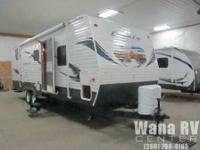 Brand new 2013 Canyon Cat 26FBSC Travel Trailer now on