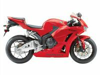 New Honda CBR 600 RR Red $8,847  1year unlimited mile
