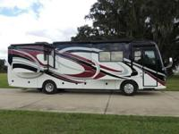2013 DIPLOMAT 36PFT diesel pusher. This floorplan