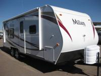 Check out this NEW 2013 Eclipse Milan 22CKG Travel