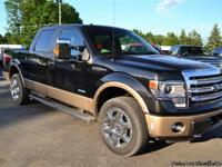 NEW 2013 Ford F-150 'Lariat' 4X4 Supercrew!! Navigation