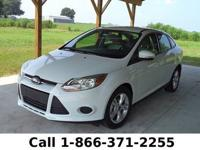 New 2013 Ford Focus SE Features: Illuminated Entry -