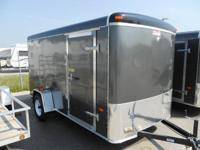 This ad is for 2013 Haulin 6x12 enclosed cargo trailer.