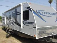 New 2013 Heartland Torque TQ 261 Toy Hauler Travel