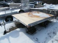 Our new line of Polaris trailers is ready to go. We