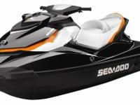 New 2013 GTI SE 155 Sea Doo Personal Watercraft - Black