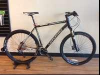 Brand name New 2014 Cannondale SL1 Jumbo. We're having