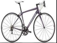 Perfect condition Carbon Synapse 5 105 Womens. We just