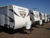 All brand new !!! 2014 Canyon Cat Travel Trailers & Toy
