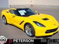 Body Style: Coupe Exterior Color: Velocity Yellow