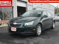 Body Style: Sedan Exterior Color: Rainforest Green