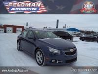 Body Style: Sedan Exterior Color: Blue Metallic
