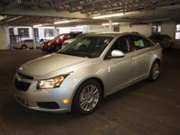 Body Style: Sedan Exterior Color: Silver Ice Metallic