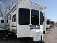 2014 Forest River Wildwood DLX 400RETS destination