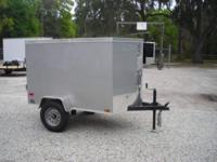Eddie's Trailer Sales 662 3rd Ave Welaka, Fl 32193 Call
