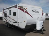 Check out this NEW 2014 Eclipse Milan 22CKG Travel