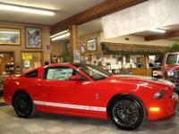 The 2014 Ford Shelby GT500 Coupe is absolutely a